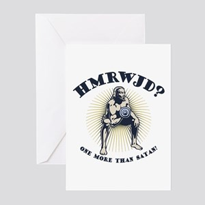 Wwjd greeting cards cafepress how many reps greeting cards pk of 10 m4hsunfo