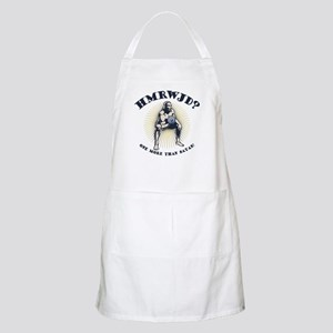How Many Reps? BBQ Apron