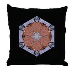 Stone Wall III Throw Pillow