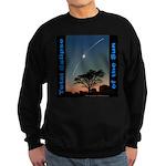 Total Solar Eclipse 2, Sweatshirt (dark)