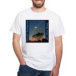 Total Solar Eclipse 2, White T-Shirt