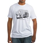 Treadmill Fitted T-Shirt