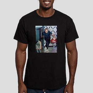 Nixon Bowling Men's Fitted T-Shirt (dark)
