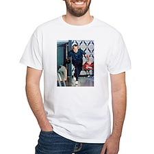 Nixon Bowling White T-Shirt