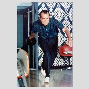 Nixon Bowling Large Poster