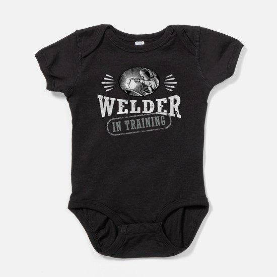 Welder In Training Baby Bodysuit
