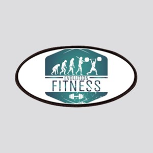 Evolution Fitness | Workout Training Muscles Patch