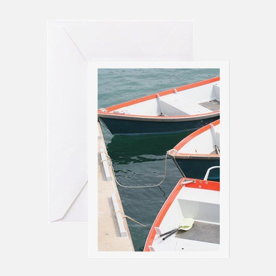 Set Sail (Back to the Dock) Greeting Card