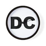 DC Wall Clock
