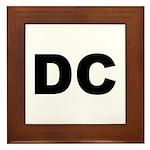 DC Framed Tile