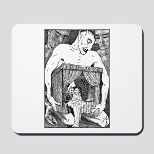 Marriage and the Use of Passi Mousepad