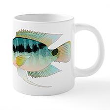 Flag (Festivus) cichlid Mugs