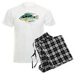 Flag (Festivus) cichlid Pajamas