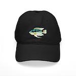 Flag (Festivus) cichlid Baseball Hat