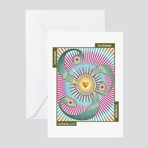 CHRISTIAN PARTNER Greeting Cards (Pk of 10)