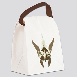 Hermes Canvas Lunch Bag