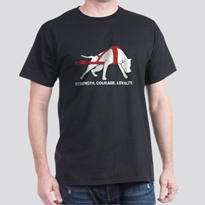 Pit Bull Weight Pull Dark T-Shirt