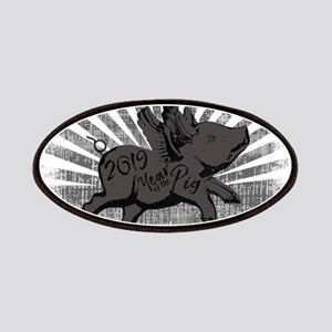 2019 Year Pig Patch