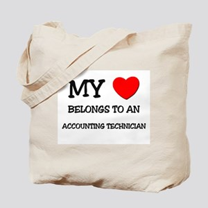 My Heart Belongs To An ACCOUNTING TECHNICIAN Tote