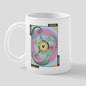 FISTING -- GIVE & GET Mug