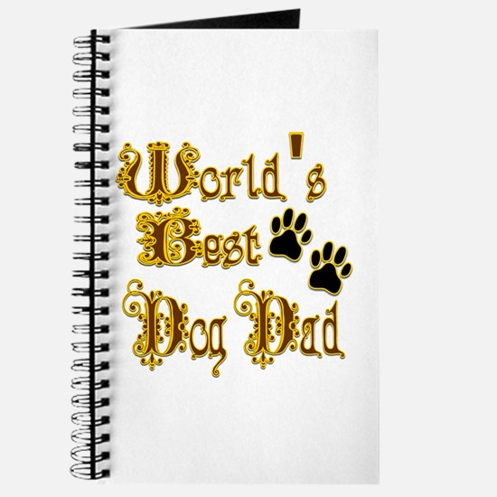 Best Dog Dad Journal