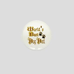 Best Dog Dad Mini Button