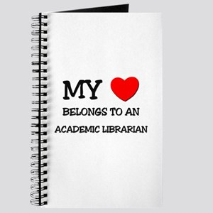 My Heart Belongs To An ACADEMIC LIBRARIAN Journal