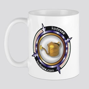 GOLDEN SHOWER -- RECEIVER Mug