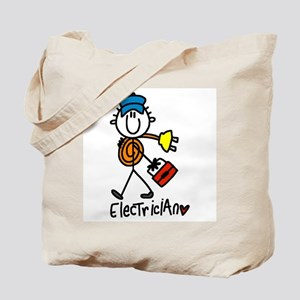 Basic Electrician Tote Bag