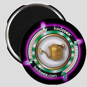 GOLDEN SHOWER -- GIVE & GET Magnet