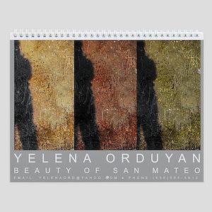 Wall Calendar 2006 by Yelena Orduyan
