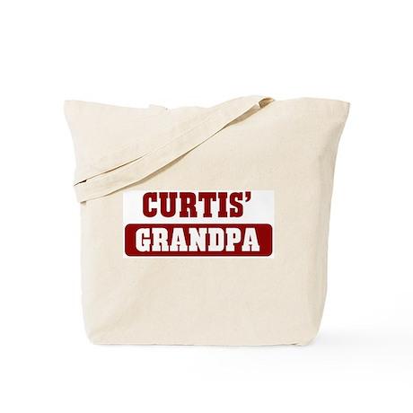 Curtiss Grandpa Tote Bag