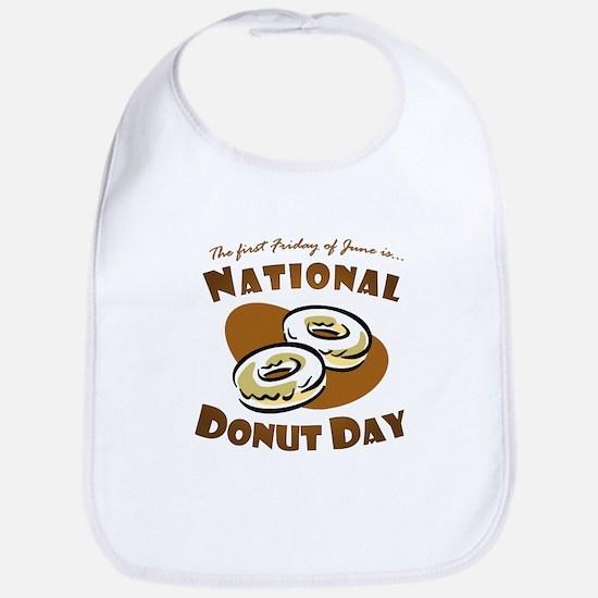 June: National Donut Day Bib