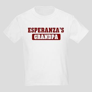 Esperanzas Grandpa Kids Light T-Shirt