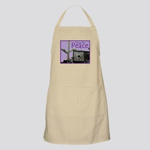 Time for Peace BBQ Apron