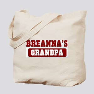 Breannas Grandpa Tote Bag