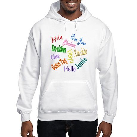 Hello Goodbye Hooded Sweatshirt