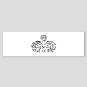 Paralegal Bumper Sticker