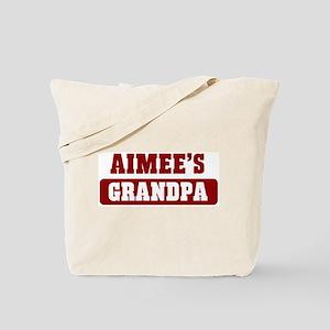 Aimees Grandpa Tote Bag