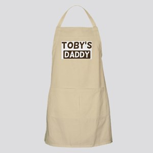 Tobys Daddy BBQ Apron
