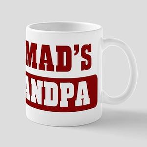 Ahmads Grandpa Mug