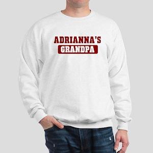 Adriannas Grandpa Sweatshirt