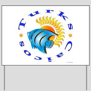 tnc sunfish Yard Sign