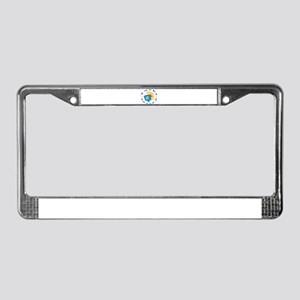tnc sunfish License Plate Frame
