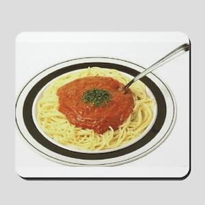 Pasta Marinara Mousepad