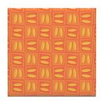 Martini Citrus Tile Coaster