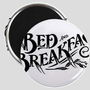 Bed & Breakfast Magnet
