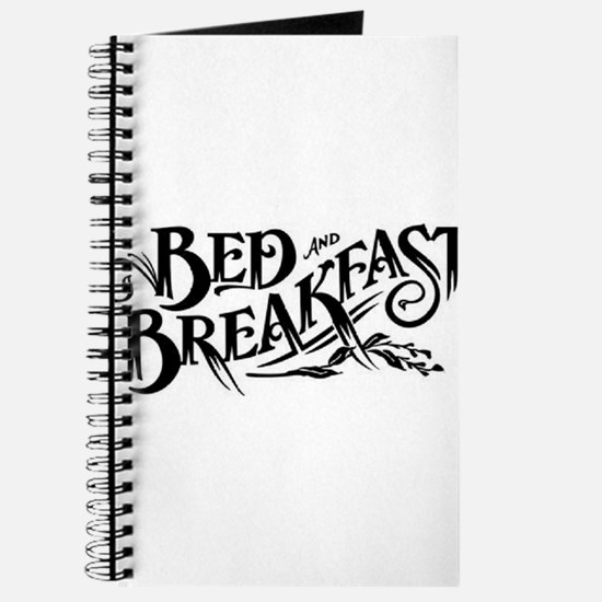 Bed & Breakfast Journal