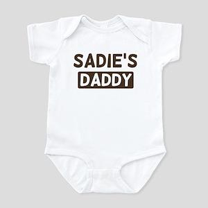 Sadies Daddy Infant Bodysuit