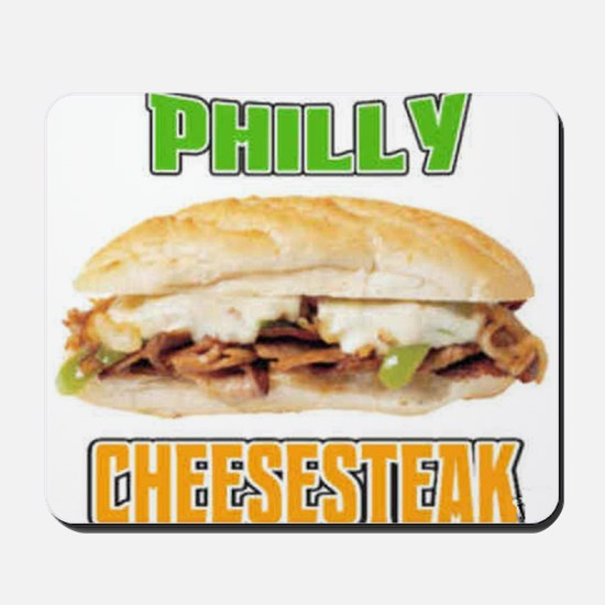 Philly CheeseSteak Mousepad